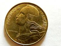 1984 French Ten (10) Centimes Coin