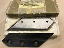 Morso Guillotine Mitre /Picture Frame Cutter Set Of Blades