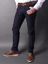 $385 NWT Simon Miller M001 Narrow Kure Dark Blue Indigo Denim Mens Jeans 36X34