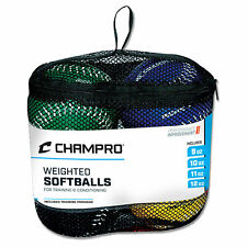 Champro Weighted Training Softball Set Multiple Weights - CSB7S