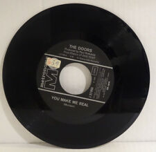 The Doors-You make me real/Road House Blues > single 7""