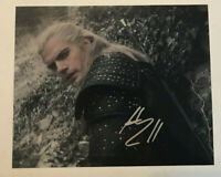 "Henry Cavill ""The Witcher"" Hand Signed Autographed 8x10 Photo w/Hologram COA"
