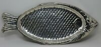 Vintage Reed & Barton Silverplate Salmon Fish Tray # 100 In Great condition