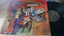 MOTHERS OF INVENTION: Ruben & The Jets USA Verve ORIG Zappa L vg+  NM Wax