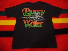 Vtg '80s BUNNY WAILER LIBERATION TOUR T-SHIRT Reggae 1989 Bob Marley The Wailers
