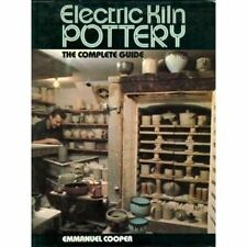 USED (GD) Electric Kiln Pottery: The Complete Guide by Emmanuel Cooper