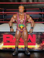 Big E Mattel Basic series WWE Wrestling figure NEW DAY