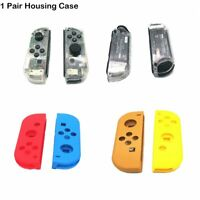1Pair Controller Shell Housing Case Cover Replacement For NS Switch Game Joy-Con