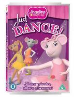 Angelina Bailarina - Just Dance Nuevo DVD Región 2