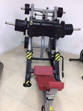 LEG PRESS 45°  BH PL700 -- NO TECHNOGYM - NUOVO DA ESPOSIZIONE