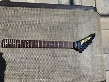 80's Kramer guitar neck with tuners and locking nut