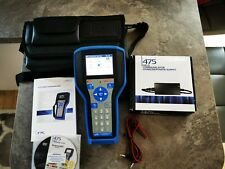 Emerson HART/Fieldview 475 KL Field Communicator. With ValveLink.