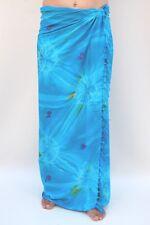 NEW Tie Dye pareo gon na pareo Wrap piena lunghezza coprire taglia unica nuovo con confezione / sa375p
