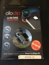 Olloclip 3-in-1 Photo Lens for iPhone 4 iPhone 4S 8091466