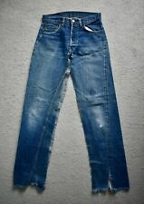 4 wards JEANS NUOVO w30-w36//l34 Uomo Denim appena pantaloni blue used straight fit