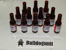 Vintage Budweiser vs. Bud Light Checkers Game 12 Budweiser Part Bottles Only