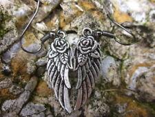 Gothic Mode-Ohrschmuck mit Perlen (Imitation) für Damen