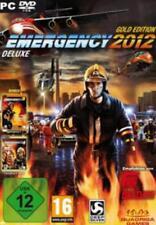 EMERGENCY 2012 GOLD + Emergency 3 + 4 DEUTSCH Neuwertig