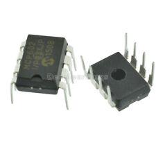 2pcs MCP602 MCP602-I/P IC OPAMP DUAL SNGL 8-DIP NEW