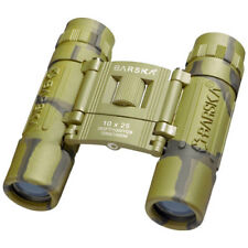 Barska Lucid view 10x25 Camo Binoculars w/Case, AB10119