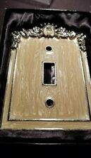 Princess Crown Tiara Wall Light Switch Plate Cover