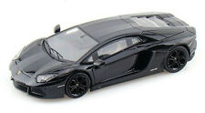 HOT WHEELS Lamborghini Aventador (Black) 1/43 Scale Diecast Model NEW, SEALED!