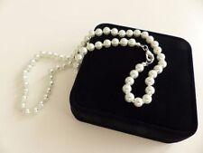 50-59.99 cm Modeschmuck-Halsketten & -Anhänger mit Perlen für Damen