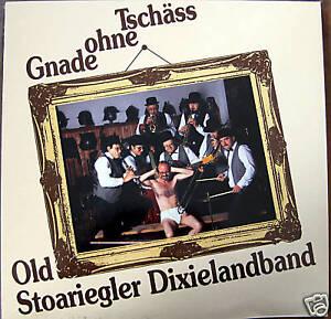 LP / OLD STOARIEGLER DIXIELANDBAND / RARITÄT /