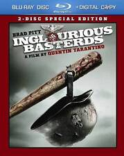 Inglourious Basterds (Blu-ray Disc, 2009, 2-Disc Set, Special Edition...