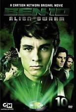 Ben 10: Alien Swarm (DVD, 2009) Disc Only  10-51