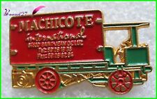 Pin's Transport International MACHICOTE Remorque Camion roulotte #G4