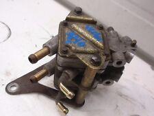 Yamaha Vector 973cc 4-Stroke Snowmobile Engine Fuel Pumps Nytro Venture