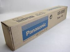 Panasonic UG-3202 Black Laser Toner Kit Genuine OEM PanaFax UF  (T48)