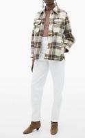 ISABEL MARANT ÉTOILE Gaston Jacket Beige Size 38 Orig. $545 NWT