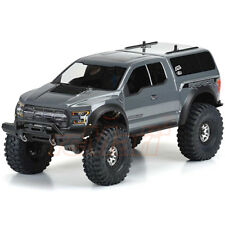 Pro-Line 2017 Ford F-150 Raptor Clear Body Set For TRX-4 RC Car #3509-00