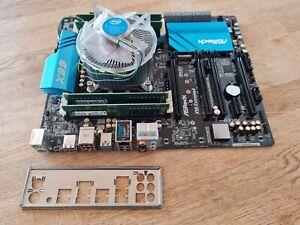 Set - Bundle AS Rock x99 Extreme4 + I7-5820K CPU @@6x3,3GHz + 32GB RAM Kingston