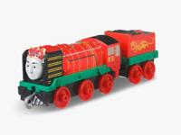 Thomas & Friends Trackmaster Push Along Train Metal Engine Yong Bao