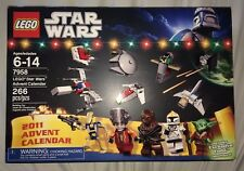 Retired Star Wars LEGO Advent Calendar 2011 7958 NEW Factory Sealed & Super HTF