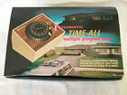 VTG 60s - 70s NIB Intermatic Time All Appliance Light Timer Faux Wood Grain Prop photo
