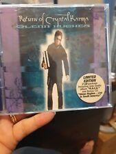 Glenn Hughes - Return of crystal karma CD (2 disc set) Limited Edition