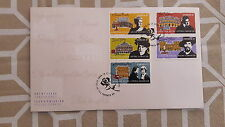 2006 CANADA- Opera Singers- FDC STAMPS