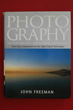 PHOTOGRAPHY - NEW COMPLETE GUIDE TO TAKING PHOTOGRAPHS John Freeman (HC/DJ 2003)