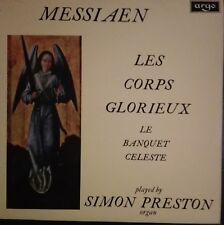 Messiaen - Les Corps Glorieux, Le Baquet Celeste, SIMON PRESTON, Argo STEREO