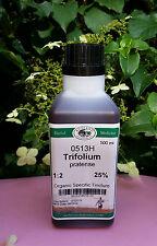 Trifoglio ROSSO (Trifolium Pratense) rapporto 1:2 - 500ml Tintura Organica