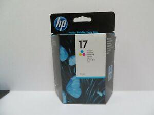 HP 17 Tri-color colour inkjet cartridge