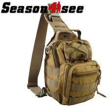 1000D Molle Tactical Utility Shoulder Bag Backpack Gear Sling Hunting Pouch Bag