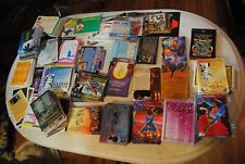 Huge Lot Of Rare Fantasy Superhero Trading Cards Kirby Star Wars Frazetta Jusko