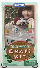 2003 Breyer Stablemates Holiday Ornament Craft Kit 700703 RARE!!