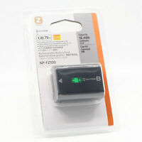 Genuine NP-FZ100 Battery For Sony ILCE-9 A9 A7RM3 A7RIII A7M3 A7R3 A7R4 Camera