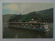 Shipping Postcard - European Yacht Cruises - M.V.Roland of England III. 1978.